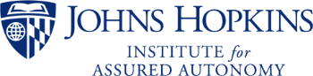 Johns Hopkins Institute for Assured Autonomy
